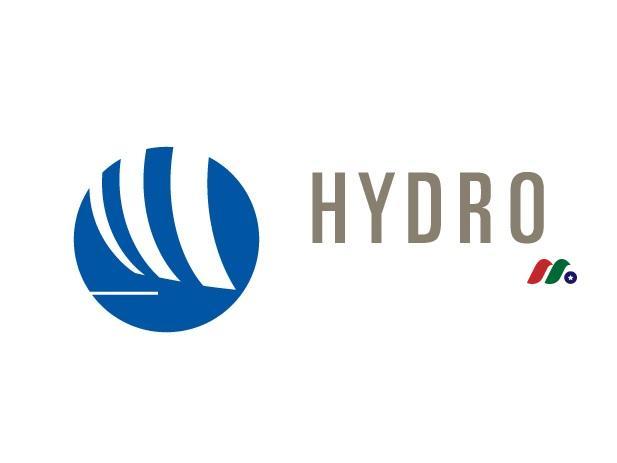 挪威铝和可再生能源公司:海德鲁铝业 Norsk Hydro ASA(NHYDY)