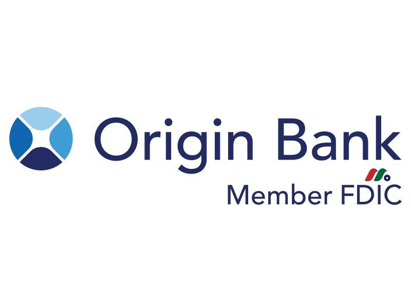 新股上市:银行控股公司 Origin Bancorp, Inc.(OBNK)