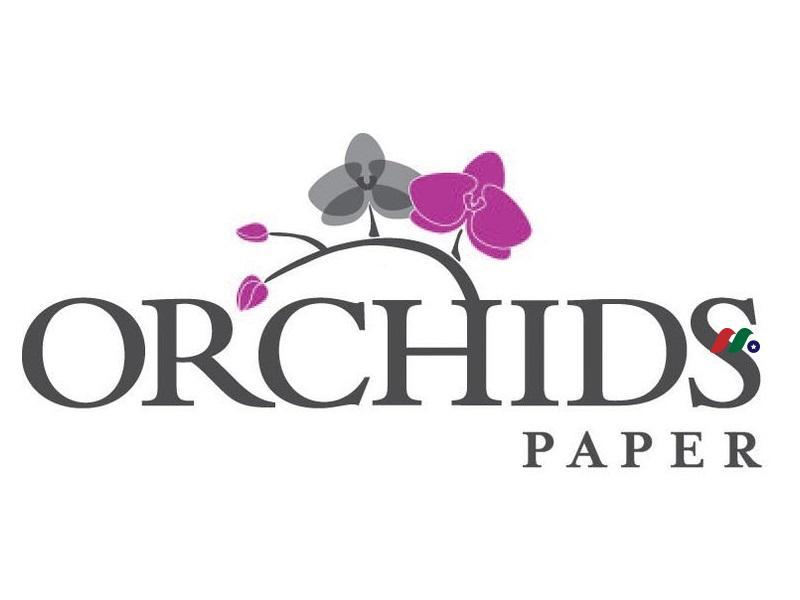家用纸卫生纸生产商:兰花纸制品公司Orchids Paper Products Company(TIS)