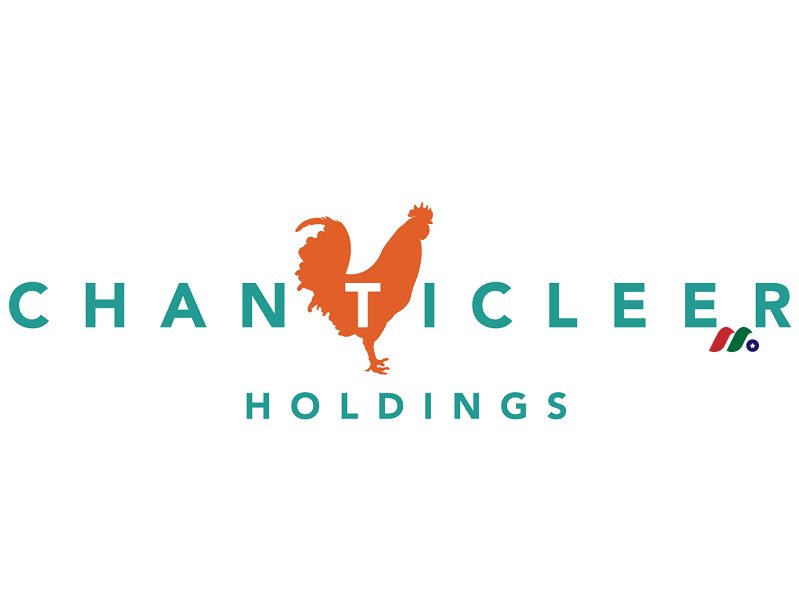 餐饮公司:雄鸡控股Chanticleer Holdings, Inc.(BURG)