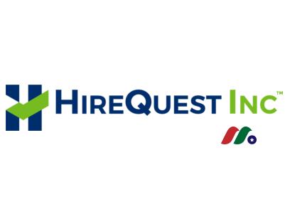 体力劳动者人力服务商:HireQuest, Inc.(HQI)