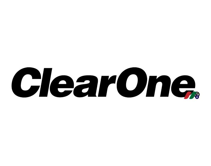 企业视讯会议设备供应商:ClearOne通讯 ClearOne, Inc.(CLRO)