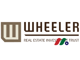 REIT公司:惠勒房地产投资信托Wheeler Real Estate Investment Trust(WHLR)