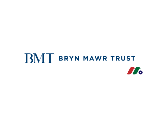银行控股公司:Bryn Mawr Bank Corporation(BMTC)