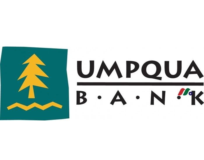 银行控股公司:Umpqua控股Umpqua Holdings Corporation(UMPQ)