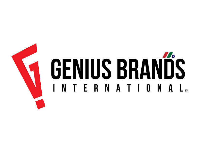 内容和品牌管理公司:Genius Brands International(GNUS)