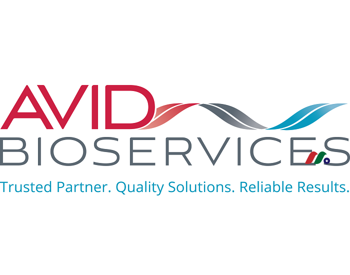 生物技术和制药合同开发和制造公司:Avid Bioservices(CDMO)