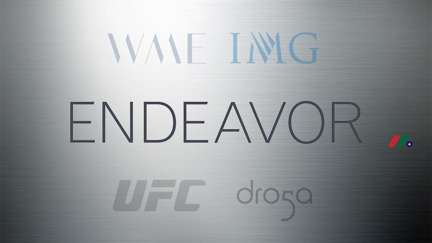 终极格斗冠军赛和环球小姐选美大赛母公司IPO:奋进集团Endeavor Group(EDR)
