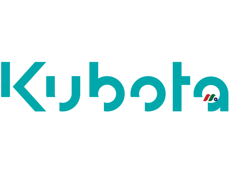 日本最大的农业机械制造商:久保田Kubota Corporation(KUBTY)
