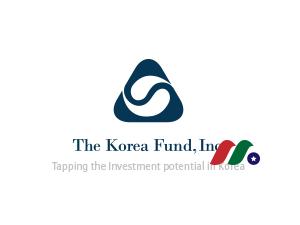 封闭式股票共同基金:韩国封基The Korea Fund, Inc.(KF)