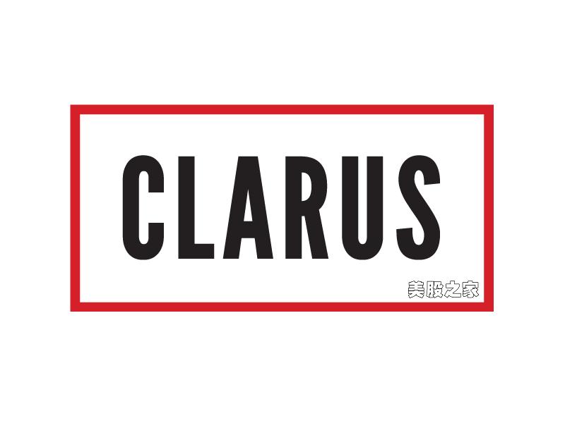户外用品及弹药生产商:克拉鲁斯公司Clarus Corporation(CLAR)