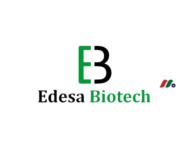 加拿大临床阶段生物制药公司:Edesa Biotech, Inc.(EDSA)