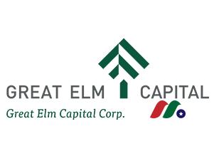 商业开发公司:大榆资本公司Great Elm Capital Corporation(GECC)