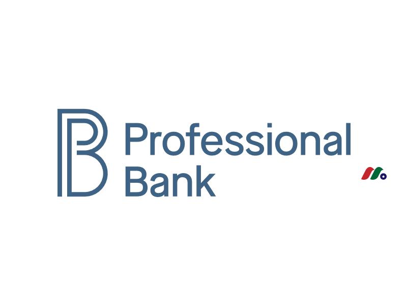 银行控股公司:专业控股Professional Holding(PFHD)