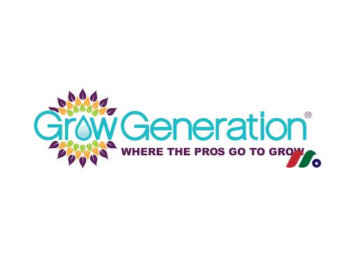 有机园艺产品零售商:GrowGeneration Corp.(GRWG)