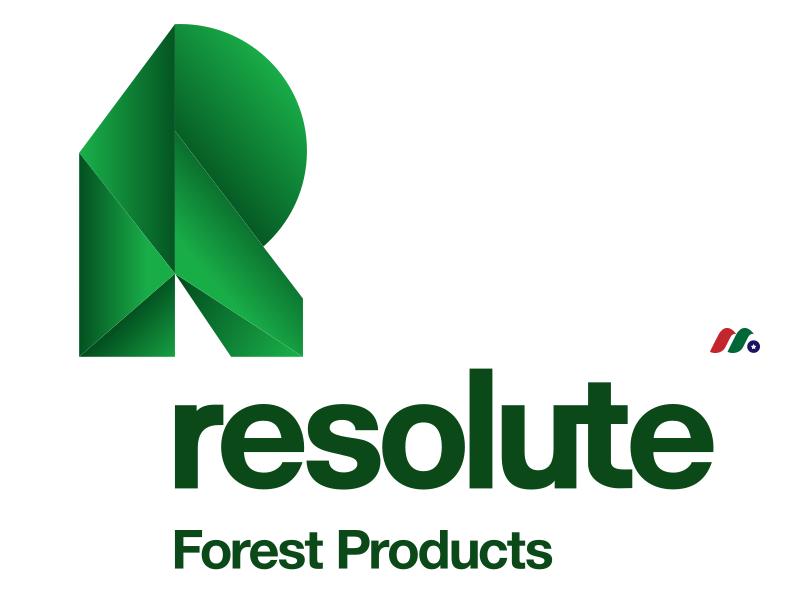 林业纸业公司:Resolute Forest Products Inc.(RFP)