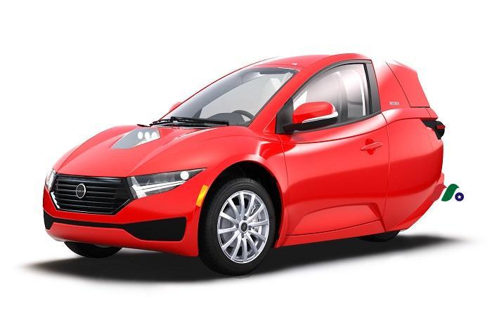 加拿大电动微型车制造商:Electrameccanica Vehicles Corp.(SOLO)