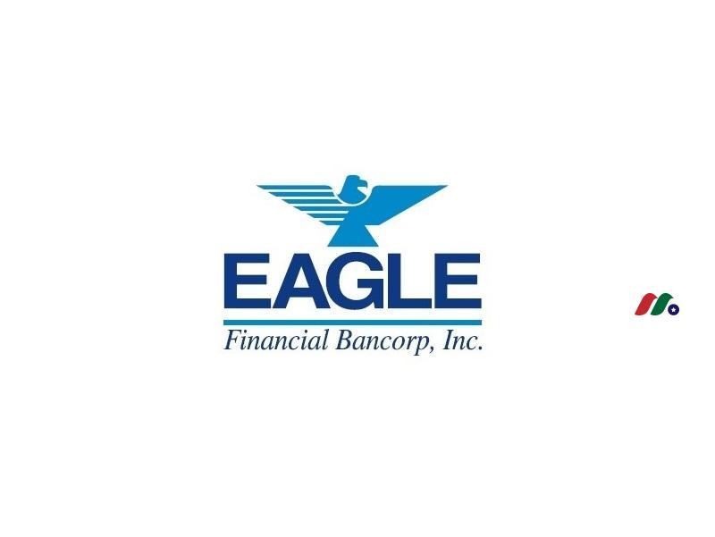 银行控股公司:Eagle Financial Bancorp, Inc.(EFBI)