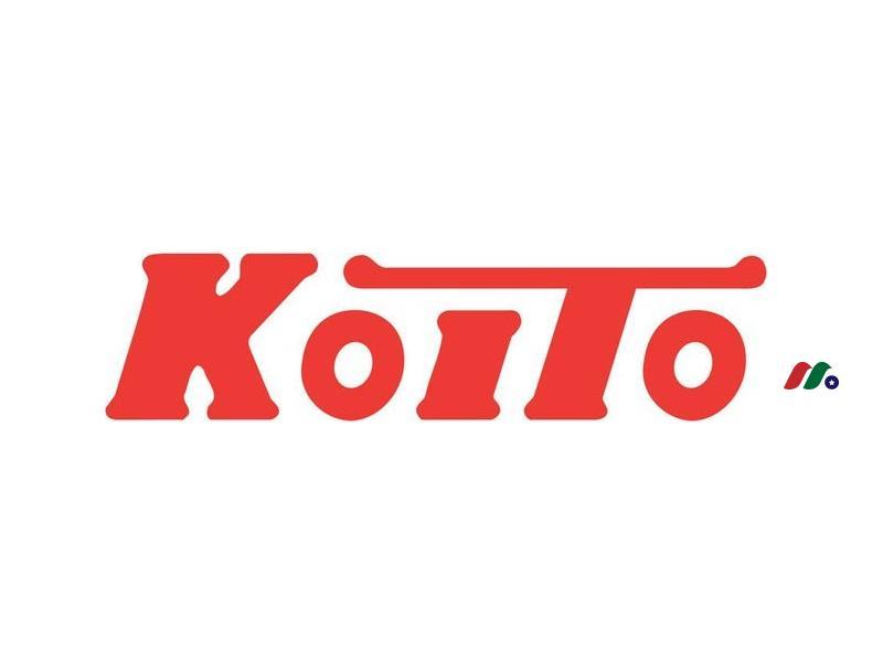 日本汽车零部件制造商:小糸制作所Koito Manufacturing Co.(KOTMY)