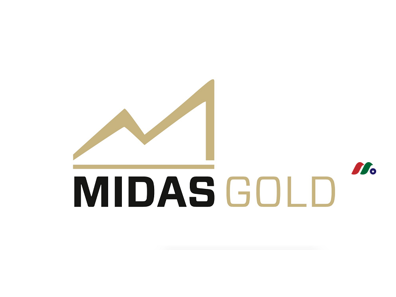 加拿大金锑矿业公司:Midas Gold Corp.(MDRPF)