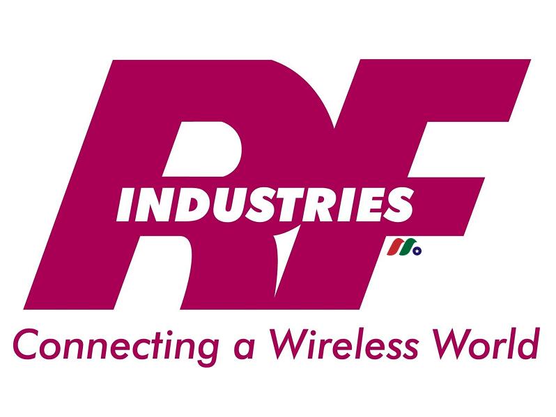 通信互连产品和系统:RF工业 RF Industries, Ltd.(RFIL)