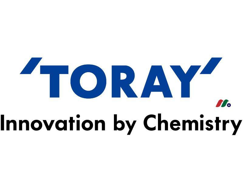 日本跨国化学品公司:东丽株式会社Toray Industries, Inc.(TRYIY)