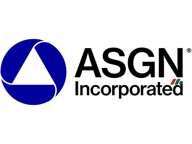 专业人员配备和IT解决方案公司:盎塞ASGN Incorporated(ASGN)