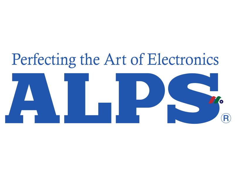 日本电子元器件公司:阿尔卑斯电气Alps Alpine Co., Ltd.(APELY)