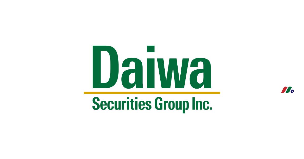日本第二大证券集团:大和证券集团本社Daiwa Securities Group(DSEEY)