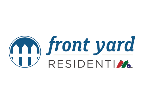 住宅物业租赁公司:Front Yard Residential Corporation(RESI)