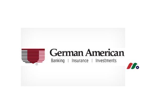 美国银行控股公司:德美银行German American Bancorp, Inc.(GABC)