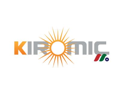 基因编辑生物技术公司:Kiromic Biopharma(KRBP)