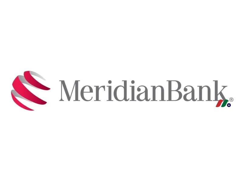 美国区域银行控股公司:Meridian Corporation(MRBK)