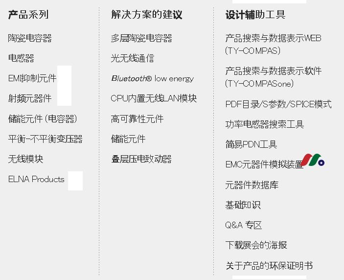 日本电子元器件公司:太阳诱电Taiyo Yuden Co., Ltd.(TYOYY)