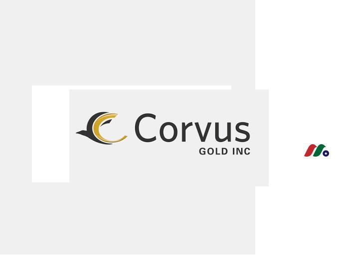 加拿大非经营黄金矿业公司:Corvus Gold Inc.(KOR)
