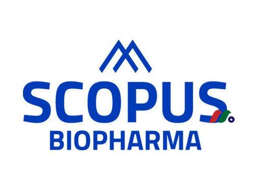 大麻概念股:Scopus BioPharma Inc.(SCPS)