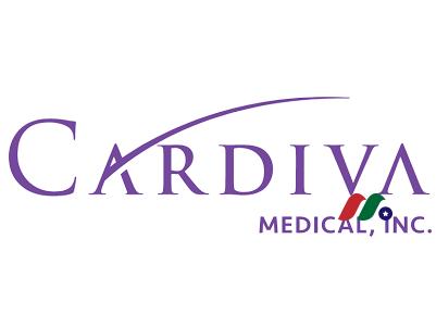 医疗器械制造商:Cardiva Medical(CDVA)