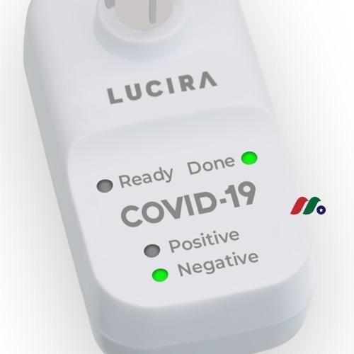 COVID-19家庭测试套件开发商:Lucira Health, Inc.(LHDX)