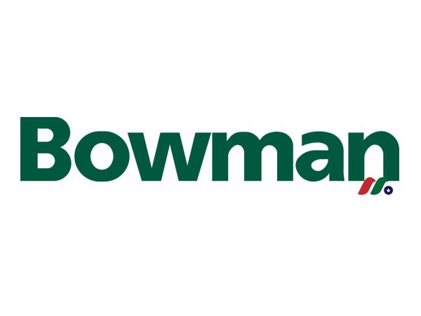 专业服务公司:鲍曼咨询集团Bowman Consulting Group(BWMN)