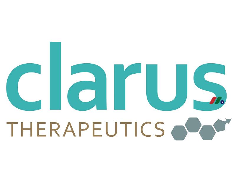 口服睾丸激素替代疗法公司:Clarus Therapeutics Inc.