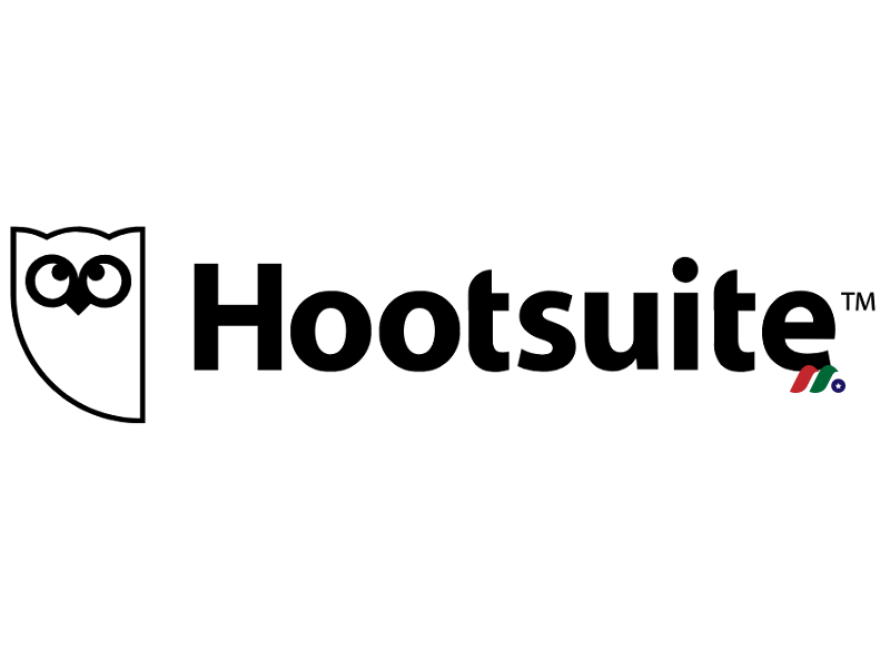 跨多个社交网络管理社交媒体程序平台独角兽:Hootsuite Inc.