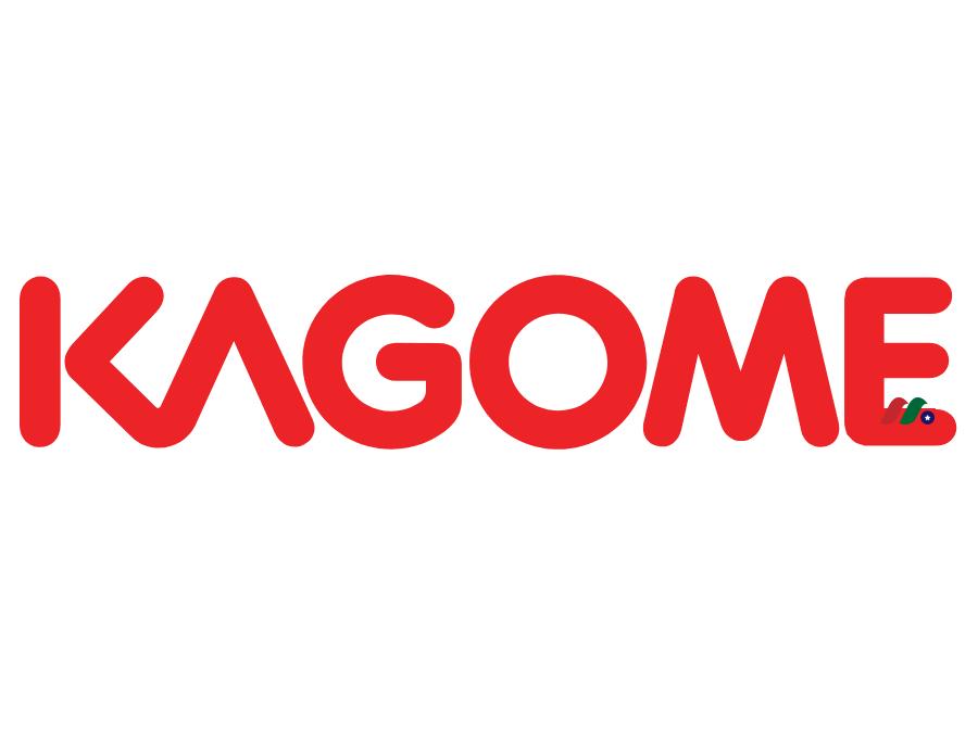 日本最大番茄酱和番茄汁供应商:可果美Kagome Co., Ltd.(2811.T)