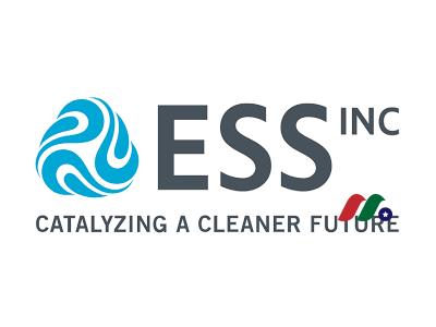 长期储能解决方案公司:ESS Inc.(GWH)
