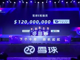 雪盈证券母公司-雪球完成1.2亿美元E轮融资